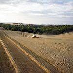 Getreidernte TUCANO 570 © Claas Gruppe